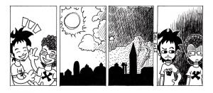 Vignetta sull'meteoropatia