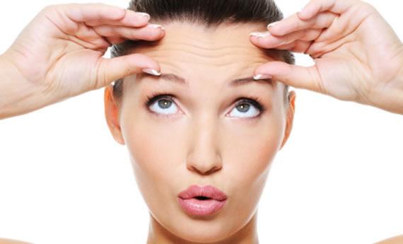 Esercizi di ginnastica facciale